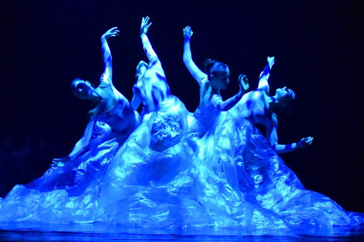 BOOMERANG gli illusionisti della Danza