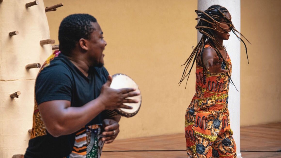 Black Aida. Una fiaba africana – dai 3 anni