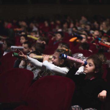 Opera Education cerca animatrici/animatori di figure e puppets