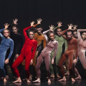Compagnia Zappalà Danza in RIFARE BACH